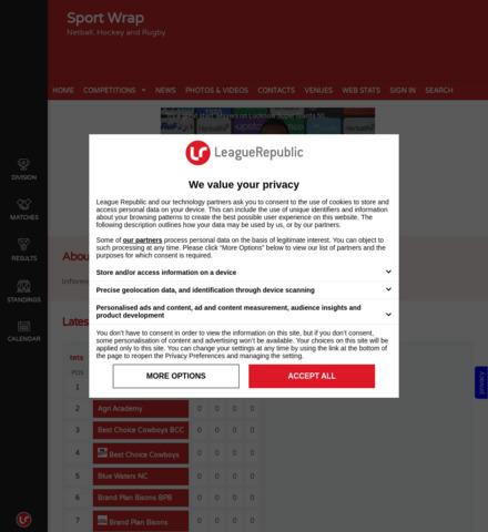 Sport Wrap - screenshot