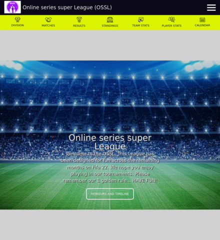 Online series super League (OSSL)