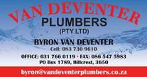 Van Deventer Plumbers