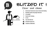 Blitzed it!