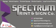 Spectrum Print & Sign Co.