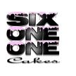 Six Six One Cakes