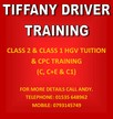 Tiffany Driver Training
