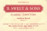 Sweet & Sons