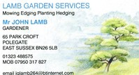 John Lamb Gardening