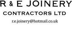 R & E Joinery