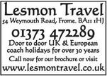 Lesmon Travel