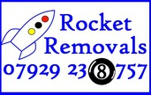 Rocket Removals - Main League Sponsor