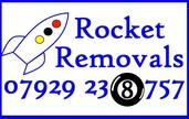Rocket Removals - Main League Sponsor