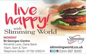 Slimming World - St Georges