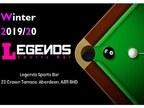 Legends Sports Bar, Aberdeen