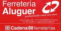 FERRETERIA ALUGUER