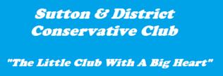 Sutton Conservative Club