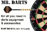 Mr. Darts