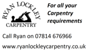 <h2>Ryan Lockley Carpentry</h2><h3><strong> Sponsors of the Les Hand Knockout Cup<strong></h3>