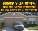 Sandy Ridge Villa Orlando