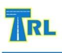 TRL - Tangent Road Marking