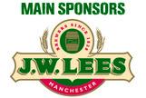 Main Sponsors : JW Lees Brewery