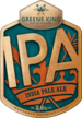 Greene King IPA - Official Beer of the ECB & GMCL Main Sponsor