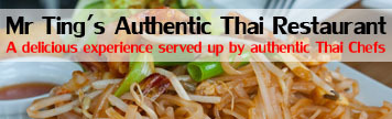 Mr Ting's Authentic Thai Restaurant