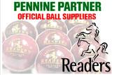 Pennine Partner : Readers - Official PCL Ball Supplier