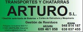 Transportes y Chatarras Arturo