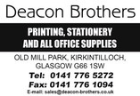 Deacon Brothers Printers