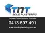 TNT Solid Plastering