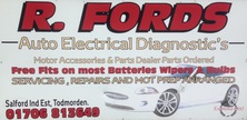 Ronnie Fords Diagnostics