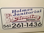 Holmes Janitorial Cleaning Service, LLC.