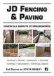 JD Fencing & Paving Poulton