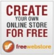 Create your own ecommerce website