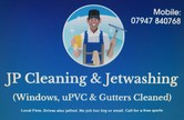 JP Cleaning & Jetwashing
