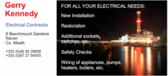 Gerry Kennedy Electrical
