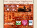 Warwick Spice