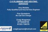 Craig Knapman Plumbing Services