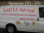 Castlemania Bouncycastle hire
