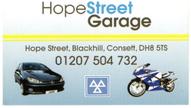 Hope Street Garage
