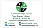 JL Sports Massage Therapy