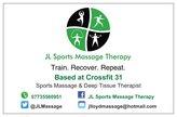 JL Sports Massage Therapy