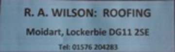 R A Wilson Roofing