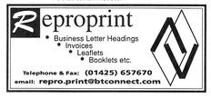 Reproprint Printers