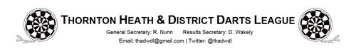 Thronton Heath & District Darts League