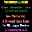 Pontefract Cue Club
