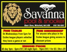 Savannas Pool & Snooker