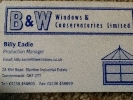 B&W Windows & Conservatories Ltd